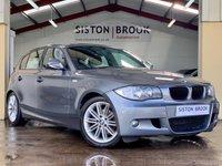 USED 2010 10 BMW 1 SERIES 2.0 120D M SPORT 5d 175 BHP