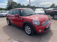 USED 2011 11 MINI HATCH ONE 1.6 ONE 3d 98 BHP FULL SERVICE HISTORY