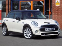 USED 2016 66 MINI HATCH COOPER 2.0 Cooper S D 5dr (Chili Pack) ** Half Leather + Bluetooth **