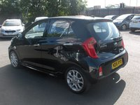 USED 2016 16 KIA PICANTO 1.2 3 5d 84 BHP BALANCE OF MANUFACTURERS SEVEN YEAR WARRANTY