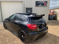 USED 2014 64 MERCEDES-BENZ A45 2.0 A45 AMG 4MATIC 5d AUTO 360 BHP