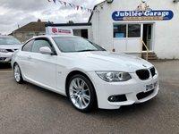 2011 BMW 3 SERIES 2.0 318I M SPORT 2d 141 BHP £7995.00