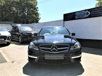 USED 2011 MERCEDES-BENZ C CLASS 6.2 C63 AMG EDITION 125 4d AUTO 457 BHP