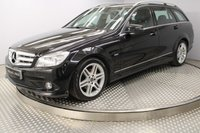 USED 2010 10 MERCEDES-BENZ C CLASS 2.1 C200 CDI BLUEEFFICIENCY SPORT 5d 136 BHP
