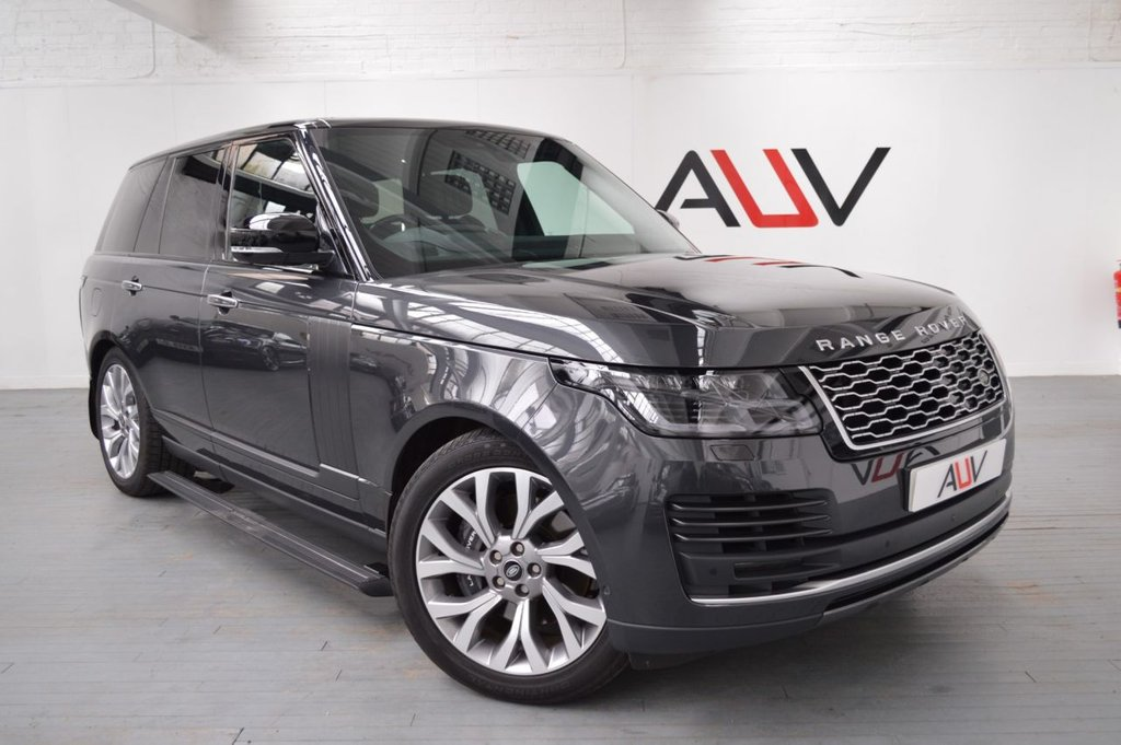 USED 2018 18 LAND ROVER RANGE ROVER 2.0 AUTOBIOGRAPHY 5d AUTO 399 BHP