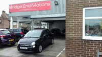 2015 FIAT 500 1.2 POP 3d 69 BHP £5295.00