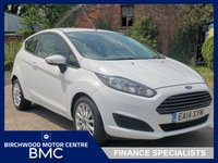 USED 2014 14 FORD FIESTA 1.2 STYLE 3d 81 BHP