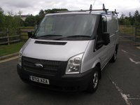 2012 FORD TRANSIT 2.2 280 LR 99 BHP VAN - NO VAT £6995.00