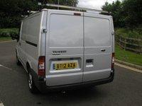 USED 2012 12 FORD TRANSIT 2.2 280 LR 99 BHP VAN - NO VAT Only 54000 miles, Service History