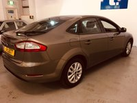USED 2012 12 FORD MONDEO 1.6 ZETEC 5d 158 BHP Really Low Mileage Mondeo 1.6 Petrol 150 BHP EcoBoost Finished In Lunar Sky Metallic, Just 33,250 Miles With A Full Service History, Great Combination Of  Power, Economy, Space, Comfort And Specification, Twin Spoke Alloys, Climate, Cruise Control, Electric Seats And Advanced Bluetooth Connectivity, Great Family Value