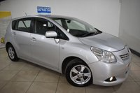 USED 2010 10 TOYOTA VERSO 2.0 TR D-4D 5d 125 BHP