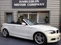USED 2009 09 BMW 1 SERIES 2.0 118D M SPORT 2d 141 BHP