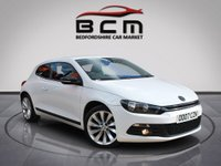 USED 2014 07 VOLKSWAGEN SCIROCCO 2.0 TDI BLUEMOTION TECHNOLOGY 2d 140 BHP