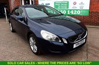 USED 2011 VOLVO S60 DRIVe [115] SE 4dr +LOW TAX +LEATHER +SAT NAV.