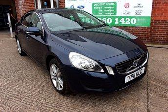 2011 VOLVO S60 DRIVe [115] SE 4dr £4499.00