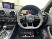 USED 2017 67 AUDI RS3 2.5 RS 3 QUATTRO 5d AUTO 395 BHP