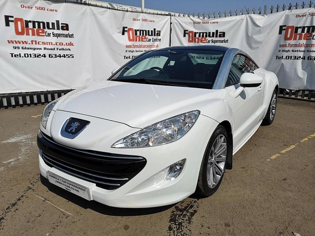 2011 Peugeot Rcz 1 6 Thp Sport 2dr £6,990