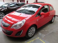 USED 2012 61 VAUXHALL CORSA 1.2 i 16v Excite 3dr ***FULL SERVICE HISTORY***