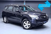 USED 2006 HYUNDAI SANTA FE 2.2 GSI CRTD ** 7 SEATER ** ** 7 SEATER, ISOFIX POINTS, EXCELLENT FINANCE RATES AVAILABLE **