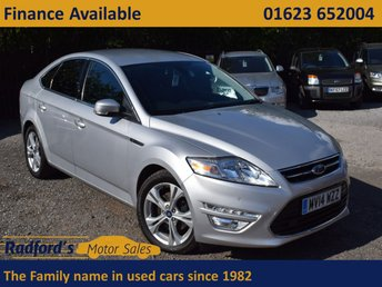 2014 FORD MONDEO 2.0 TITANIUM X BUSINESS EDITION TDCI 5d 161 BHP £8000.00