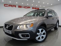 2010 VOLVO XC70 2.4 D5 (202 BHP) SE LUX AWD 5dr AUTO..NAV..SUNROOF..LEATHER £6990.00
