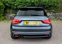 USED 2012 12 AUDI A1 2.0 TDI BLACK EDITION 3d 143 BHP