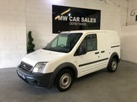 2011 FORD TRANSIT CONNECT 1.8 T200 LR 1d 75 BHP £2995.00