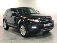 USED 2013 56 LAND ROVER RANGE ROVER EVOQUE 2.2 SD4 PURE TECH 5d 190 BHP TOP SPEC VEHICLE WITH MANY EXTRAS