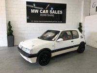 1988 PEUGEOT 205 1.9 GTI 3d 130 BHP £5000.00