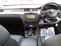 USED 2011 60 SKODA SUPERB 2.0 ELEGANCE TDI CR DSG 5d AUTO 170 BHP