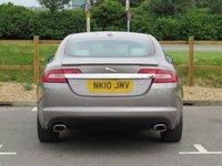 USED 2010 10 JAGUAR XF 3.0 V6 S PREMIUM LUXURY 4d AUTO 275 BHP