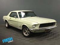 USED 1968 FORD MUSTANG 289 V8 Coupe