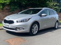 USED 2013 13 KIA CEED 1.6 CRDI 3 ECODYNAMICS 5d 126 BHP EXCELLENT SERVICE HISTORY, 1YR MOT NAV, ALLOYS, CRUISE, CLIMATE, AUTO LIGHTS,  FOGS, RADIO CD, E/WINDOWS, R/LOCKING, FREE WARRANTY, FINANCE AVAILABLE, HPI CLEAR, PART EXCHANGE WELCOME,
