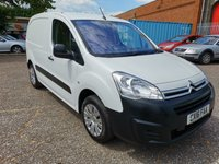 2016 CITROEN BERLINGO 625 ENTERPRISE 1.6 HDi *NO VAT + AIR CON* £7750.00