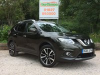 USED 2015 65 NISSAN X-TRAIL 1.6 DCI N-TEC 5dr Huge Spec, Sat Nav, 360 Camera