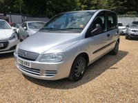 USED 2009 09 FIAT MULTIPLA 1.9 JTD DYNAMIC 5d 120 BHP
