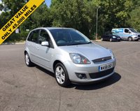 USED 2008 58 FORD FIESTA 1.4 ZETEC CLIMATE THIS VEHICLE IS AT SITE 1 - TO VIEW CALL US ON 01903 892224