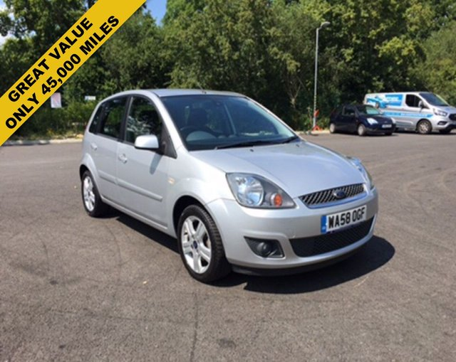 2008 58 FORD FIESTA 1.4 ZETEC CLIMATE
