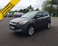 USED 2015 65 FORD KUGA 2.0 TDCI TITANIUM AWD 180 BHP THIS VEHICLE IS AT SITE 1  - TO VIEW CALL US ON 01903 892224