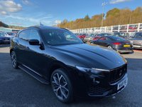 USED 2018 18 MASERATI LEVANTE 3.0 D V6 5d AUTO 271 BHP Panoramic sunroof, 21 inch alloys, side steps ++ Only 11,500 miles