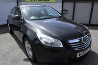 USED 2010 59 VAUXHALL INSIGNIA 2.0 EXCLUSIV CDTI ECOFLEX 5d 157 BHP * ONE PREVIOUS OWNER - F.S.H *
