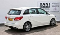 USED 2016 16 MERCEDES-BENZ B CLASS 2.1 B200d AMG Line 5dr *1 OWNER*REV CAMERA*BLUETOOTH*