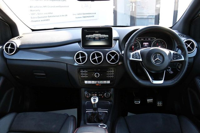 MERCEDES-BENZ B CLASS at Dani Motors