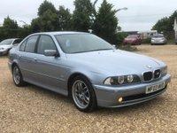2003 BMW 5 SERIES 2.2 520i ES 4dr £1190.00