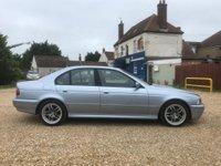 USED 2003 03 BMW 5 SERIES 2.2 520i ES 4dr