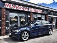 2011 BMW 1 SERIES 2.0 116D SPORT 5d 114 BHP £5000.00