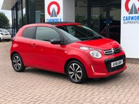 USED 2016 16 CITROEN C1 1.0 AIRSCAPE FLAIR S/S 3d 68 BHP 1 OWNER | BLUETOOTH | DAB |