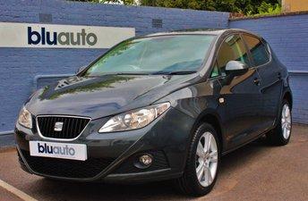 2011 SEAT IBIZA 1.4 SE COPA 5d 85 BHP £4940.00