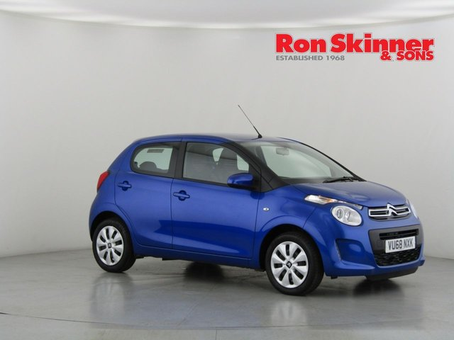View our 2018 68 CITROEN C1 1.0 FEEL 5d 71 BHP