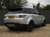 USED 2016 16 LAND ROVER RANGE ROVER SPORT 3.0 SDV6 HSE 5dr AUTO Sat Nav, Cruise, Heated Seats